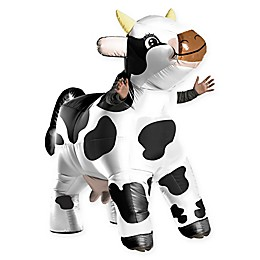 Moo Moo The Cow Inflatable Adult Halloween Costume in Multi