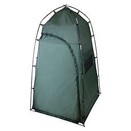 Stansport® Cabana Pop-Up Privacy Shelter in Forest Green