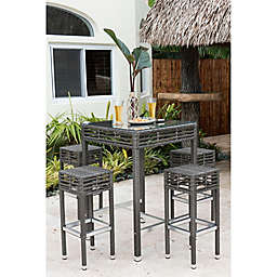 Panama Jack Graphite Outdoor Furniture Collection