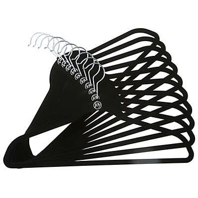 Joy Mangano Huggable Hangers® 10-Pack Suit Hangers