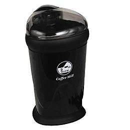 La Pavoni® PA-1403-B Coffee Bean Mill Grinder in Black