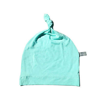 Kyte BABY Knotted Cap in Aqua