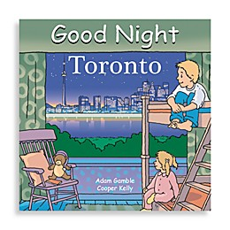 """Good Night Toronto"" Board Book"