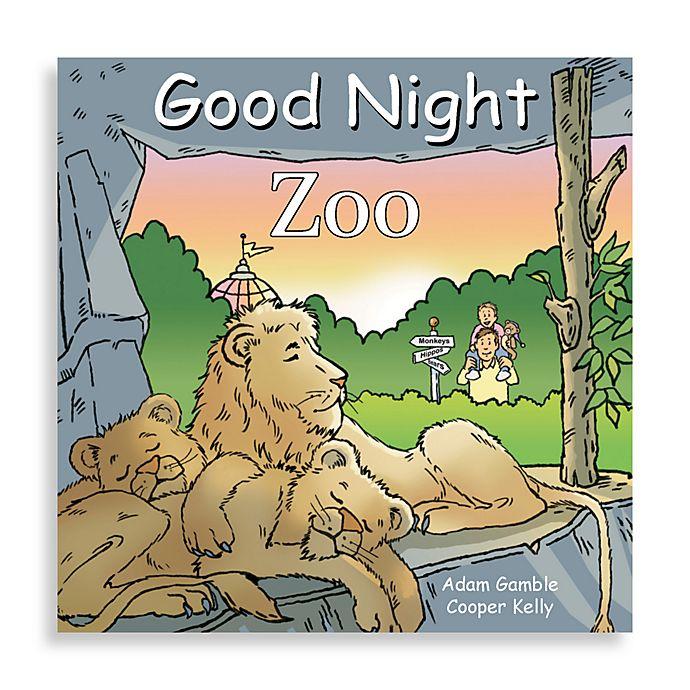 Alternate image 1 for Good Night Board Books in Zoo