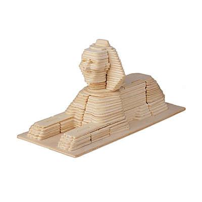 Puzzled® 161-Piece Sphinx 3D Wooden Puzzle