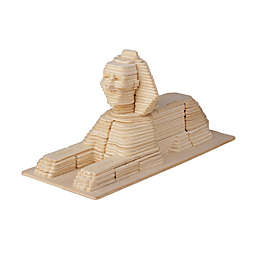 Puzzled® 161-Piece Sphinx 3D Wooden Puzzle