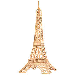 Puzzled® 52-Piece Eiffel Tower 3D Wooden Puzzle