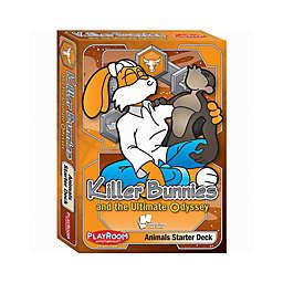 Playroom Entertainment Killer Bunnies Odyssey Card Game - Animals Starter Deck