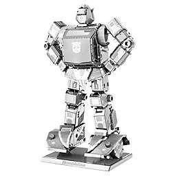 Fascinations Transformers Bumblebee 3D Metal Model Kit