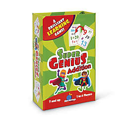 Blue Orange Games Super Genius Educational Game - Addition