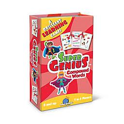 Blue Orange Games Super Genius Educational Game - Compound Words
