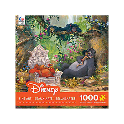 Ceaco 1000-Piece Disney® Jungle Book I Wanna Be Like You Puzzle