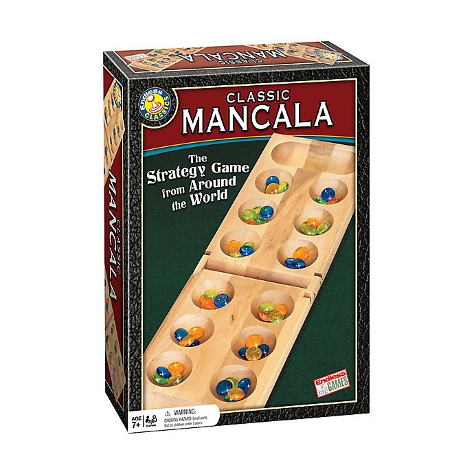 Alternate image 1 for Endless Games Classic Mancala Board Game