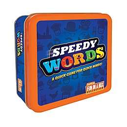 FoxMind Games Speedy Words Card Game