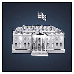 Fascinations Metal Earth 3D Metal Model Kit - White House
