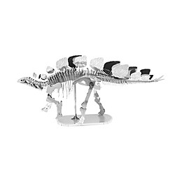 Fascinations Metal Earth 3D Metal Model Kit - Stegosaurus