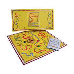 Perisphere & Trylon Snakes and Ladders Kids Game