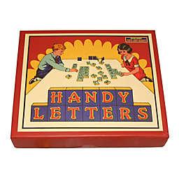 Perisphere & Trylon Handy Letters Word Game