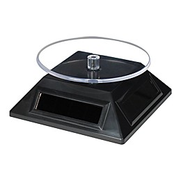 Fascinations Metal Earth Solar Spinner Rotary Display Stand