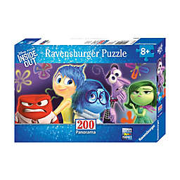 Ravensburger Disney Pixar Inside Out 200-Piece Emotions Panoramic Puzzle