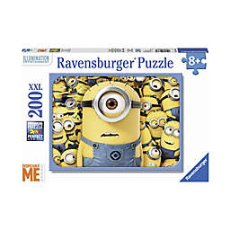 Ravensburger Despicable Me 200-Piece The Minions Jigsaw Puzzle
