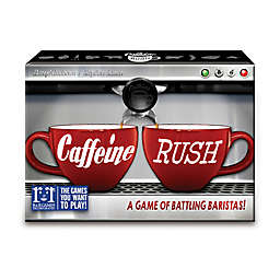 R and R Games Caffeine Rush Card Game