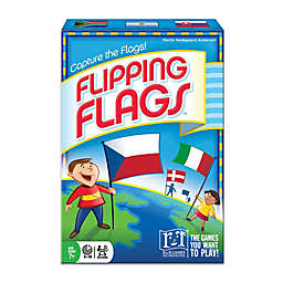 R and R Games Flipping Flags Card Game