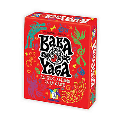 Gamewright Baba Yaga Card Game