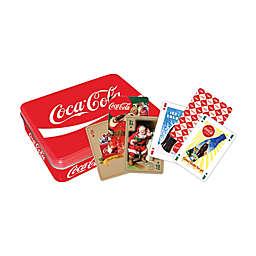 Aquarius Coca-Cola Special Edition Playing Card Tin