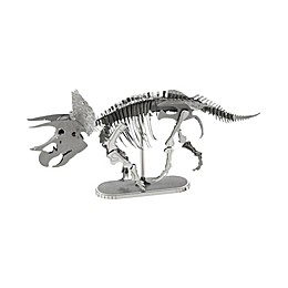 Fascinations Metal Earth Triceratops 3D Metal Model Kit