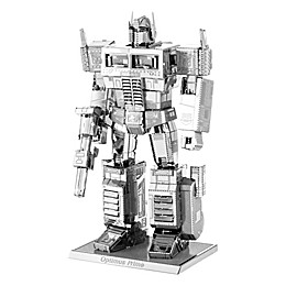 Fascinations Metal Earth 3D Metal Model Kit - Transformers Optimus Prime