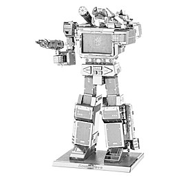 Fascinations Metal Earth 3D Metal Model Kit - Transformers Soundwave