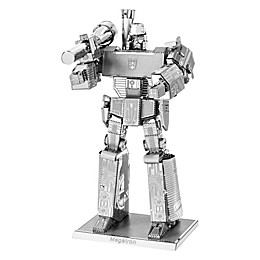 Fascinations Metal Earth 3D Metal Model Kit - Transformers Megatron