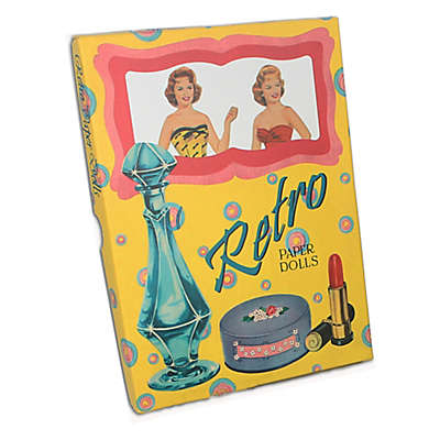 Perisphere & Trylon Retro Paper Dolls Craft Kit