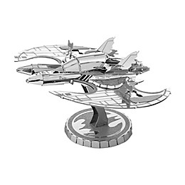 Fascinations Metal Earth 3D Metal Model Kit - Batman: 1989 Batwing