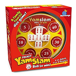 Blue Orange Games Pocket Yam Slam Travel Game