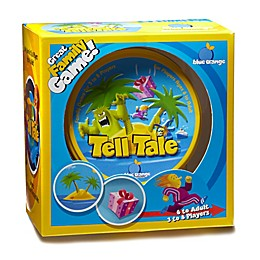 Blue Orange Games Tell Tale Family Game