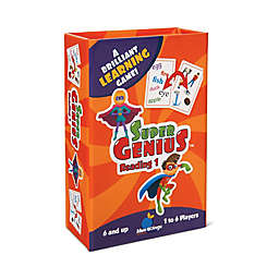 Blue Orange Games Super Genius Educational Game - Reading 1