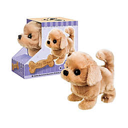 Westminster Inc. Paw Pals Electronic Plush Animal - Redley the Retriever