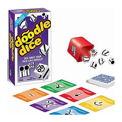 Jax Ltd. Doodle Dice Family Game