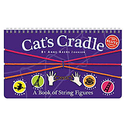 Klutz Cat's Cradle - A Book of String Figures Activity Book