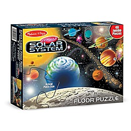 Melissa and Doug 48-Piece Solar System Floor Puzzle