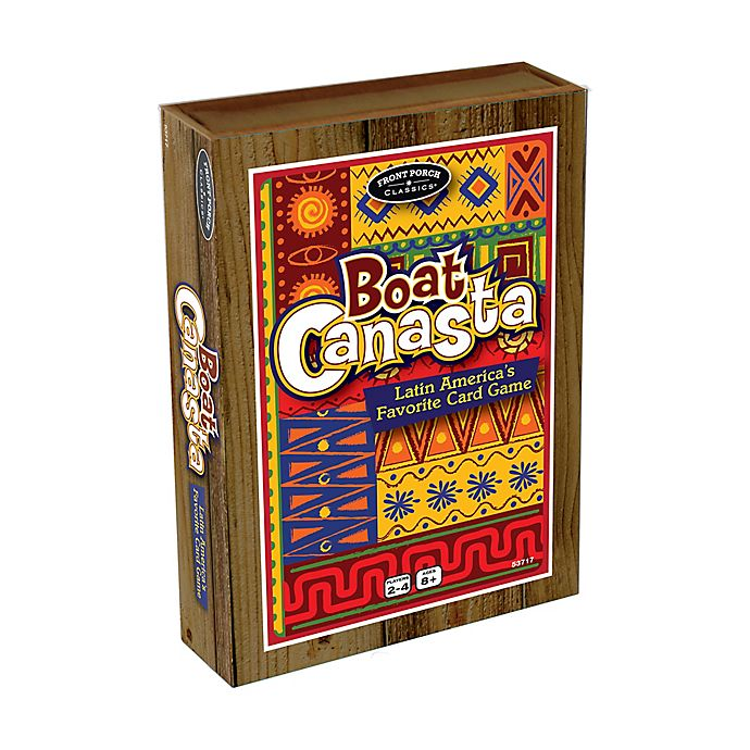 Alternate image 1 for Front Porch Classics Boat Canasta Card Game