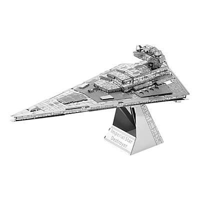 Fascinations Metal Earth 3D Metal Model Kit - Star Wars Imperial Star Destroyer