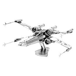 Fascinations Metal Earth 3D Metal Model Kit - Star Wars X-Wing Starfighter