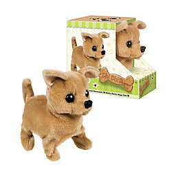 Westminster Inc. Paw Pals Electronic Plush Animal - Chi Chi the Chihuahua