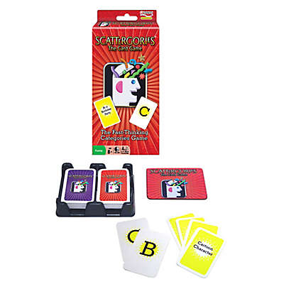 Winning Moves® Scattergories the Card Game