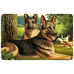 FoFlor German Shepherds and Chickens 23\
