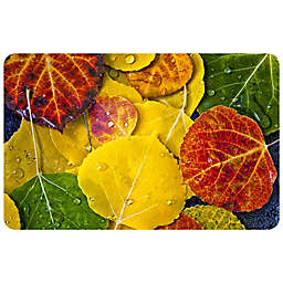Foflor Fall Morning 23 X 36 Kitchen Mat