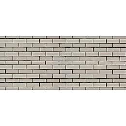 FoFlor Brick Kitchen Mat in White